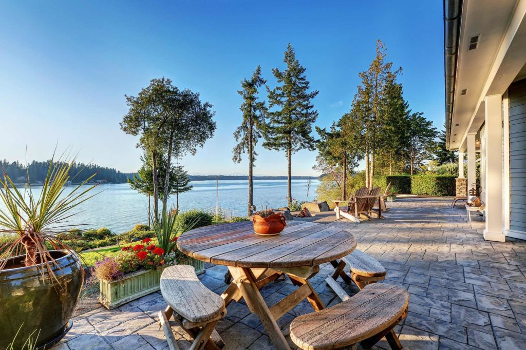 Sell your Salt Spring Island home, luxury waterfront homes for sale on the Gulf Islands