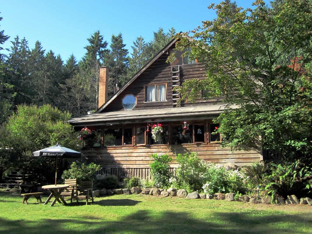 Salt Spring Island residential real estate for sale